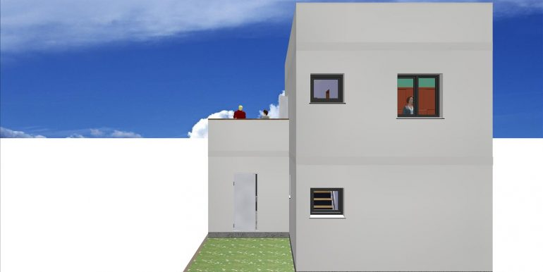8, Maison moderne toit plat prix