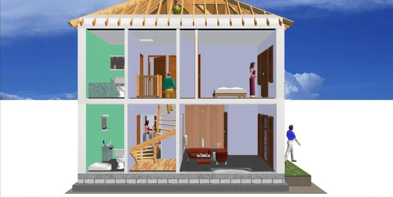 8 Maison ossature bois 115,79