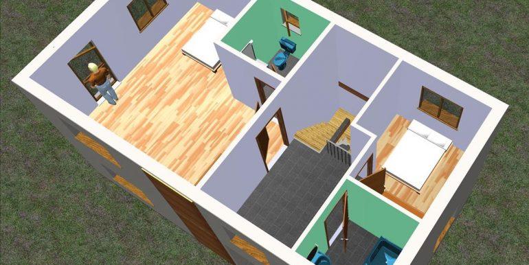 8 Vivienda 126 m²