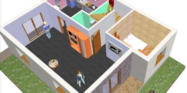 8 Vivienda 144,20 m²