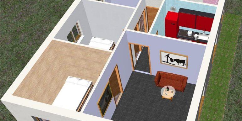 8 Vivienda 73,5 m2