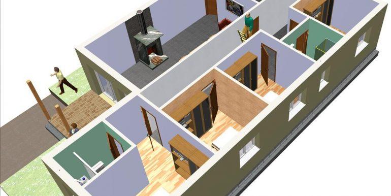 8 Vivienda ref 128,78 m² a