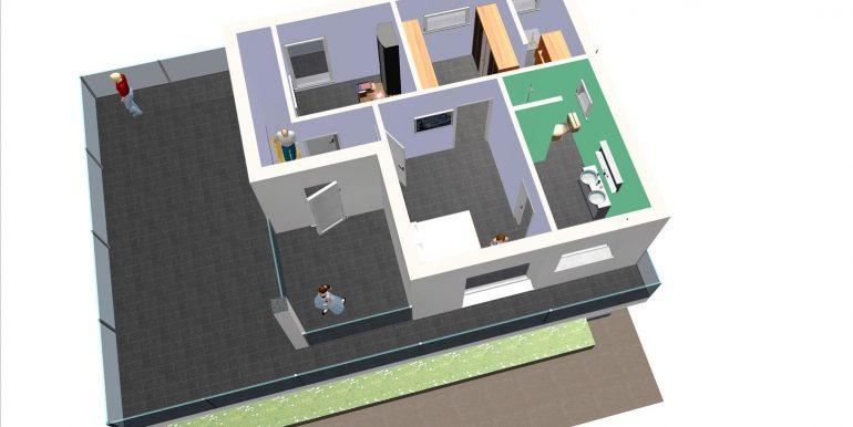 8, maisons modernes