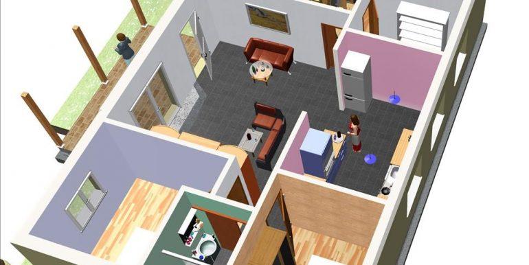 9 P BAJA - Vivienda ref 112 m² B