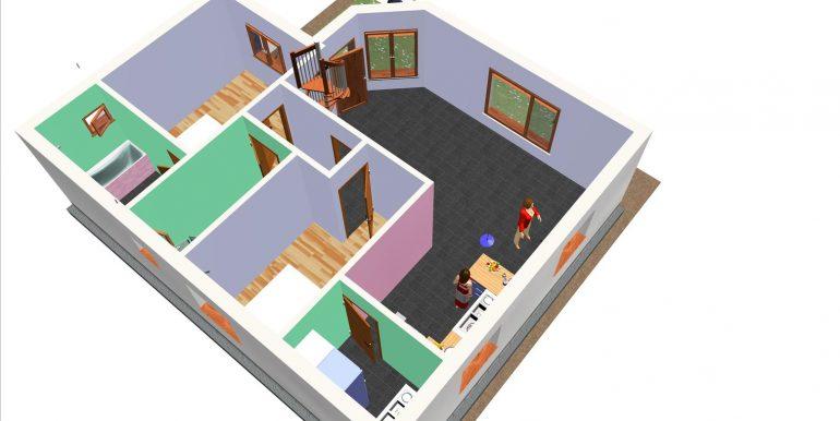 9, Vivienda 118,96 m² -