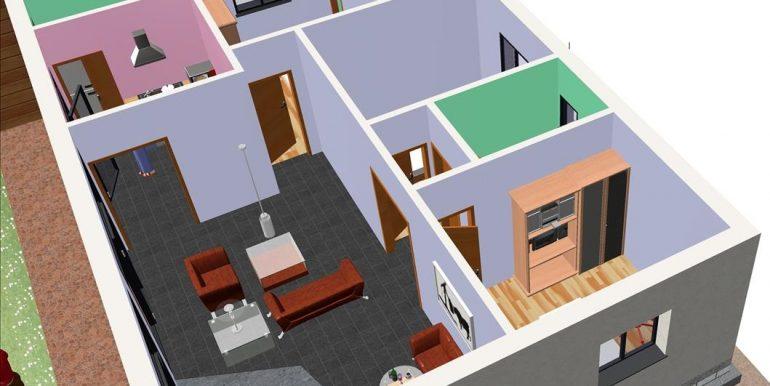 9 Vivienda 119,50 m² Murcia