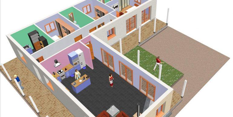9 Vivienda 224,00 m²