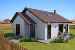 maison à construire en bois