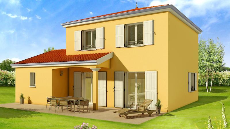 Maison classique 137,46 m² – Prix Nous Consulter – Conforme à la RT 2020 –