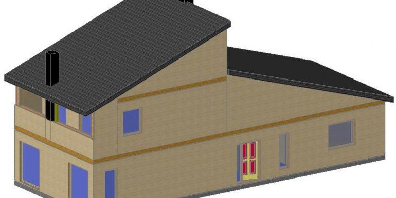 Maison avec combles aménagés 178,21