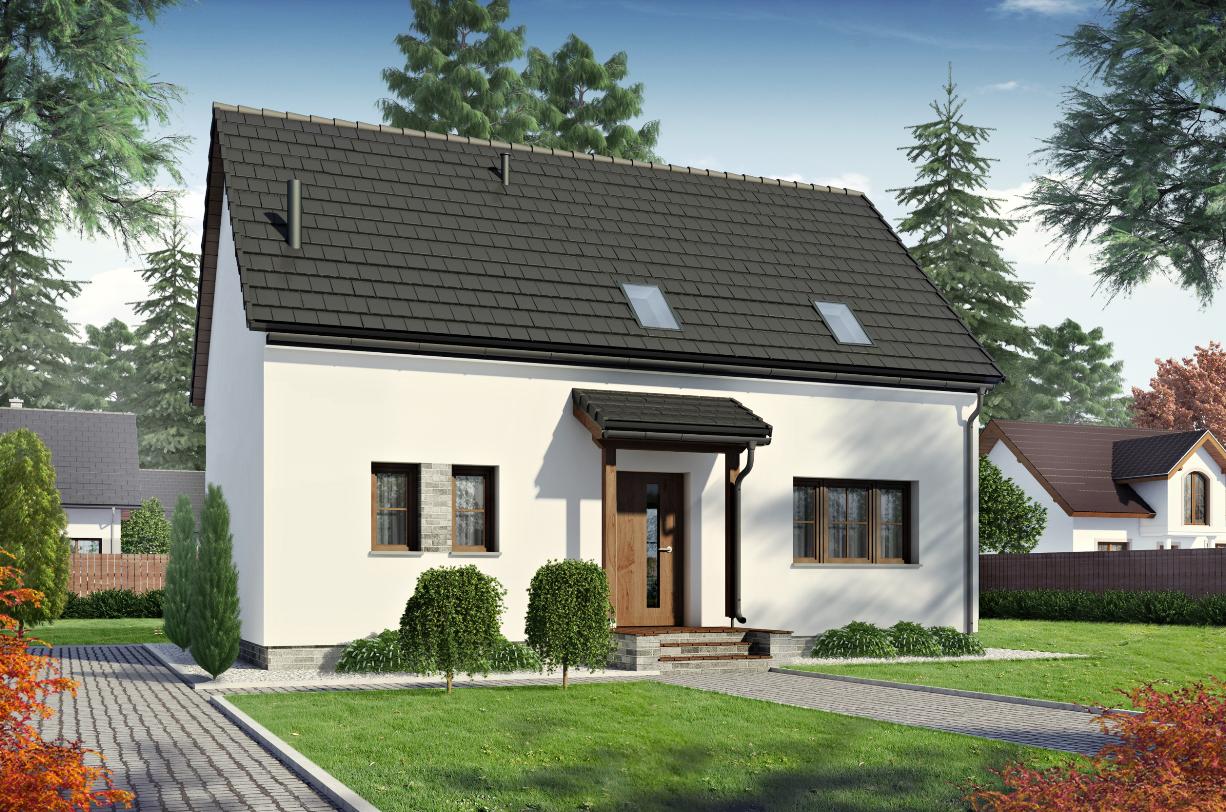 Maison mansardée 123,96 m2 Prix 89.461,59 € TTC – Conforme à la RT 2020