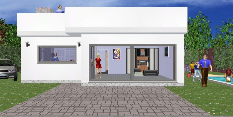 construction maisons modernes