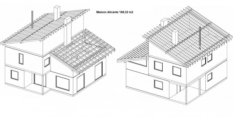 coupe maison ossature bois 188, 52