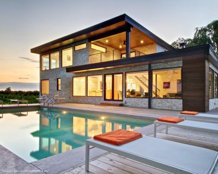 Maison moderne contemporaine 171,42 m² – Prix Nous Consulter – Conforme à la RT 2020 –