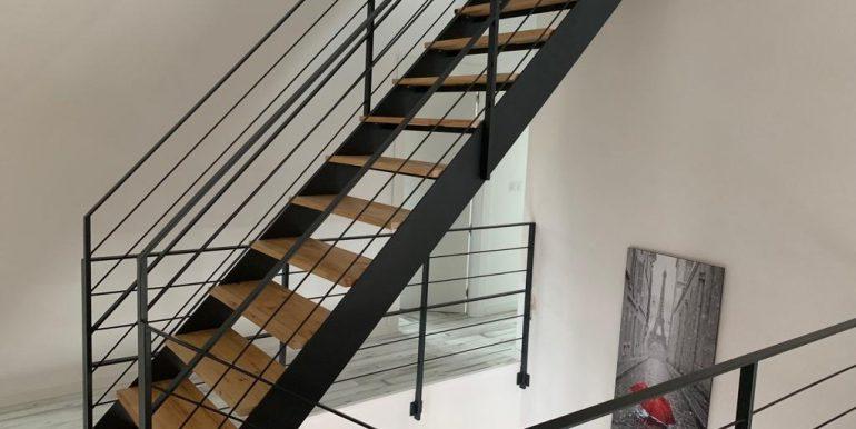escalier Maisons Personnalisées en ossature bois