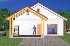 Maison bois tout compris en ossature Prix Bâtiments sur mesure personnalisés