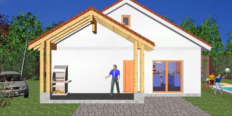 maison bois tout compris