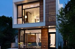 maisons contemporaines modernes