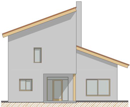 maison ossature bois 188, 52