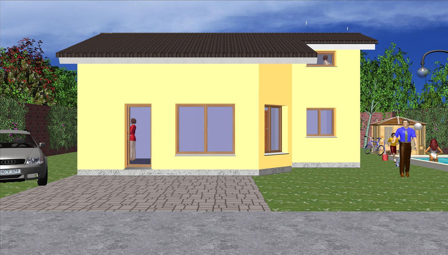 Maisons 79,79 m2 avec combles aménagés – Prix 89,423,33 € TTC Conforme à la RT 2020
