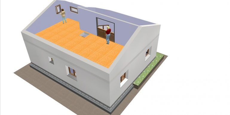 maisons avec combles 16