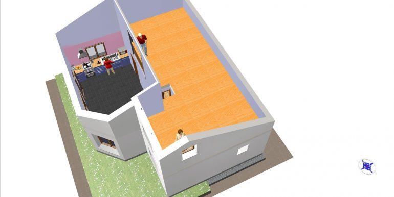 maisons avec combles 21