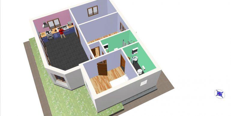 maisons avec combles 23
