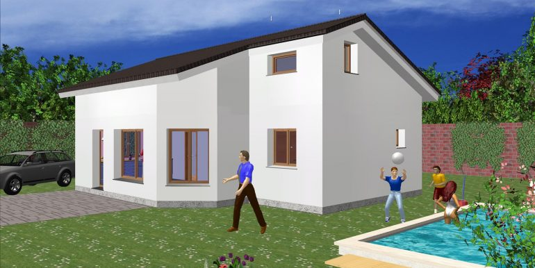 maisons avec combles