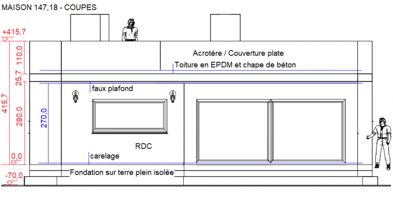 plan COUUPE 147,18