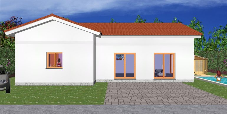 vente maison bois